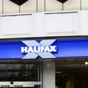 Halifax Bank, britische Bank