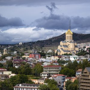 Georgien, Tbilisi