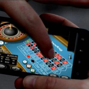 Online Roulette auf Smartphone