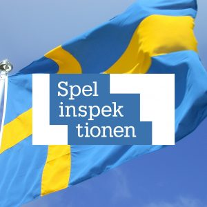 Spelinspaktionen, Schweden, schwedische Fahne