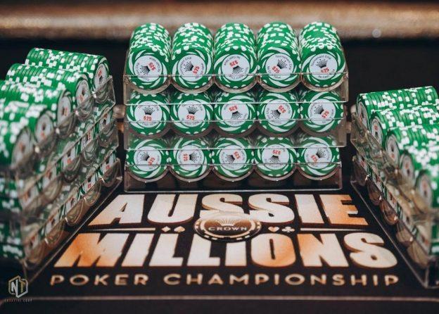 Aussie Millions, Pokerchips