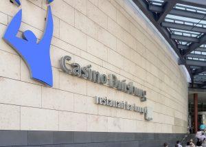 Eingang Casino Duisburg