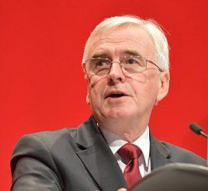 John McDonnell, Labour Party