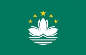 Flagge von Macau