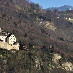 Liechtenstein, Burg Liechtenstein