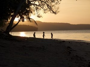 Vanuatu, Insel, Pazifik, Pazifikinsel