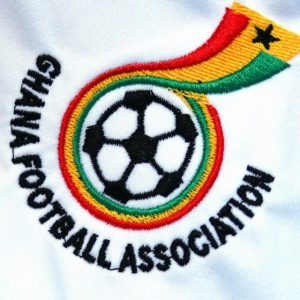 Logo GFA Ghana Fußball