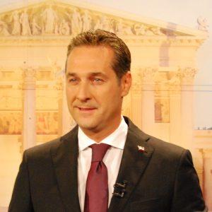 Heinz-Christian Strache, FPÖ, Österreich, Politiker