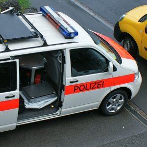 Landespolizei Liechtenstein, Polizei