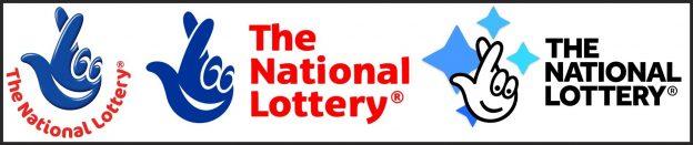 National Lottery, Logo National Lottery, Lotto UK