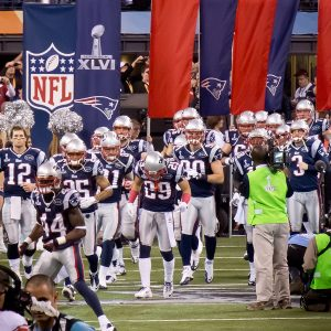 New England Patriots, Football