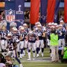 New England Patriots, Football