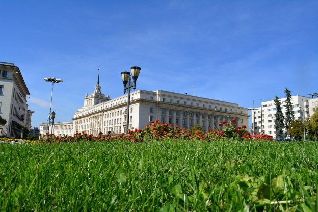 Bulgarien, bulgarisches Parlament, Sofia