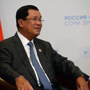 Premierminister Hun Sen