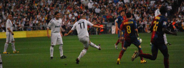 Real Madrid, Barça, Fußball Spanien, Fußballspiel