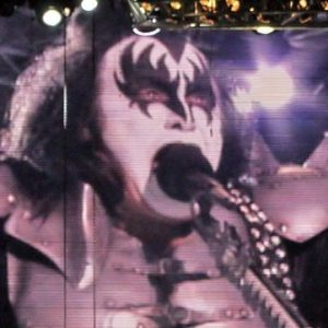 Rock-Band KISS, Konzert
