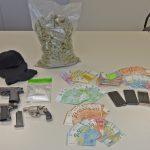 NRW: Festnahmen nach Drogenhandel in Spielhallen