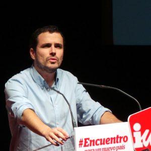 Alberto Garzón, spanischer Minister für Verbraucherschutz
