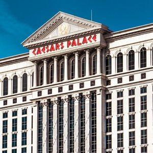 Caesars Hotel in Las Vegas