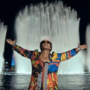 Bruno Mars, Springbrunnen