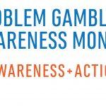 Monat gegen Glücksspiel-Sucht: In den USA startet der Problem Gambling Awareness Month