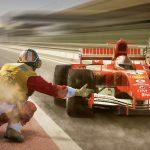 Nach Absage des Großen Preises von Australien: Formel-1-Fahrer und Fans setzen auf E-Sport
