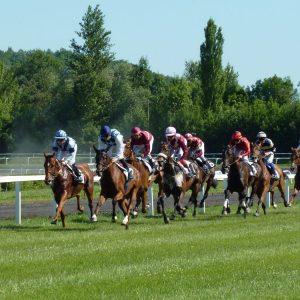 Pferderennbahn