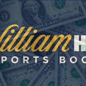 William Hill Logo, Dollarscheine