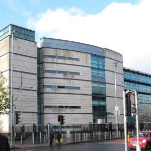Gerichtsgebäude in Belfast