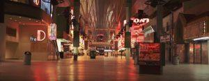 Downtown Las Vegas, Geschäfte, Leuchtschilder