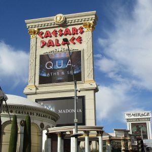 Caesars Casino in Las Vegas