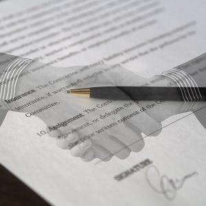 Papier, Stift, Hände