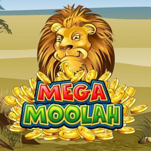 Mega Moolah classic Screenshot