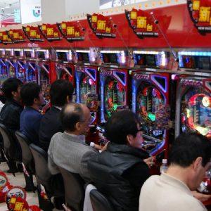 Pachinko Spielautomaten