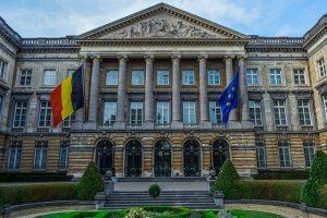 Das belgische Parlament