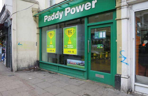 Wettbüro Paddy Power