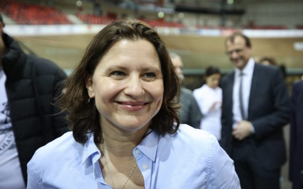 Französische Sportministerin Roxana Mărăcineanu