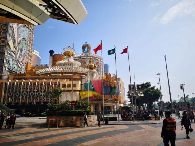 Gran Lisboa Casino Macau