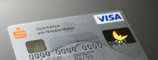 Visa, Kreditkarte, Bankkarte