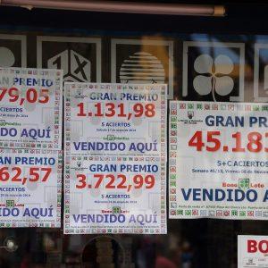 Lotto Spanien, Lotterielose Spanien