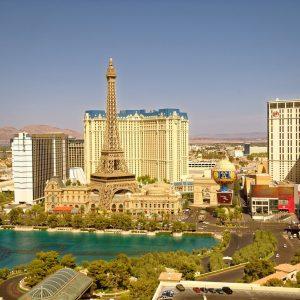 Skyline von Las Vegas