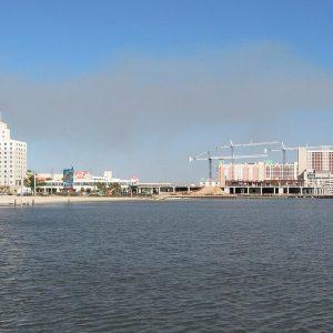 Strand und Hotels in Biloxi