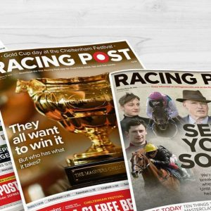 Racing Post Cover