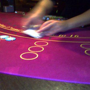 Casino Karten-Dealer