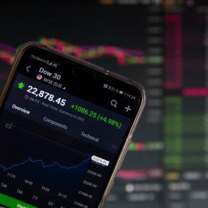 Aktienkurse Smartphone