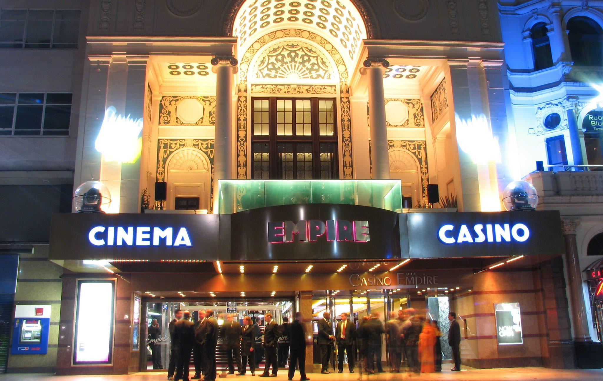 England Casino