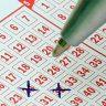 Lottoschein, Lottozahlen, Lottozahlen ankreuzen