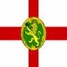 Flagge von Alderney