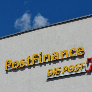 PostFinance Die Post Gebäude