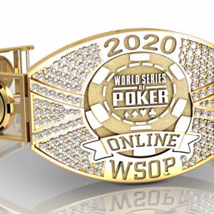 WSOP Bracelet 2020